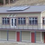 Brooks Highschool Fieldhouse
