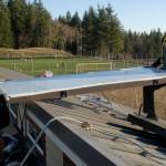 Enerworks Solar Thermal Installation