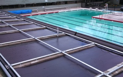 Solar Outdoor Pool