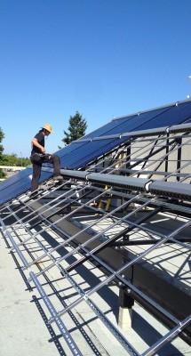 Solar Hot water BC