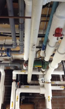 Needlessly Complex Pipework