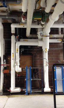 DHW and Pool Heat Exchangers
